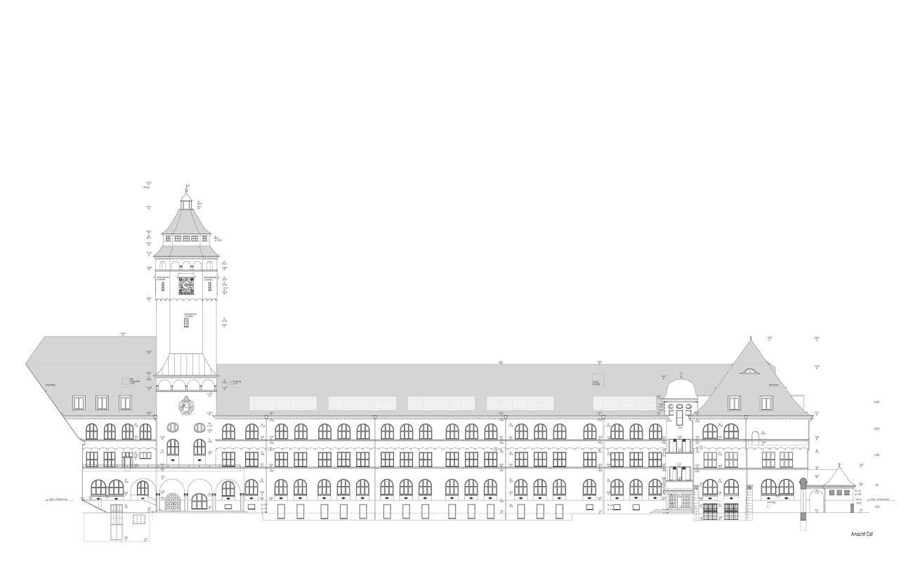 Entwurfsplanung Generalsanierung und Erweiterung des Oskar-von-Miller- und Maximiliansgymnasiums