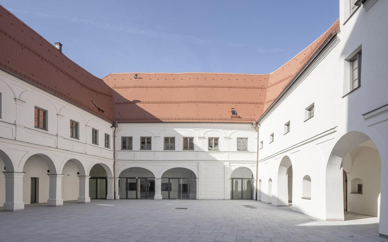 Eröffnung Schloss Friedberg